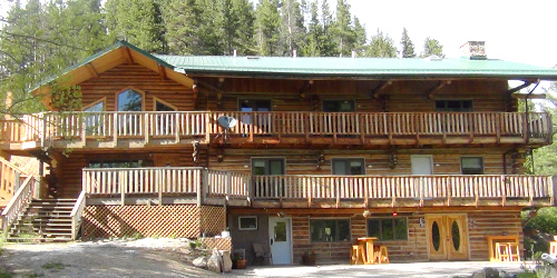 Judith Mountain Lodge in Lewistown, Montana