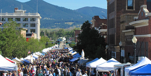 Chokecherry Festival of Montana in Lewistown, Montana