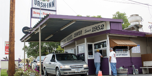 Dash Inn in Lewistown, Montana