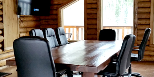 Judith Mountain Lodge Meeting Room in Lewistown, Montana