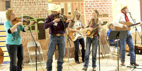 Montana Cowboy Poetry Gathering in Lewistown, Montana