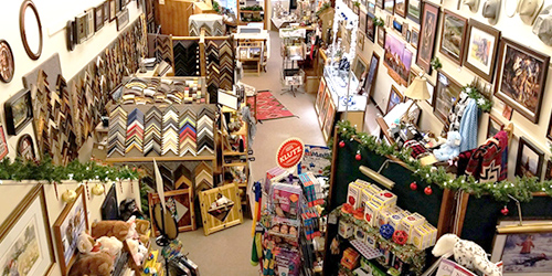 Moccasin Mountain Art & Gifts in Lewistown, Montana