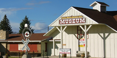 Historical Museum in Lewistown, Montana