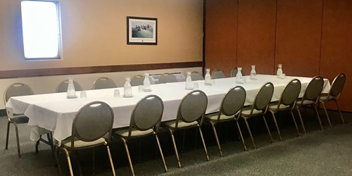 Yogo Inn Meeting Room in Lewistown, Montana