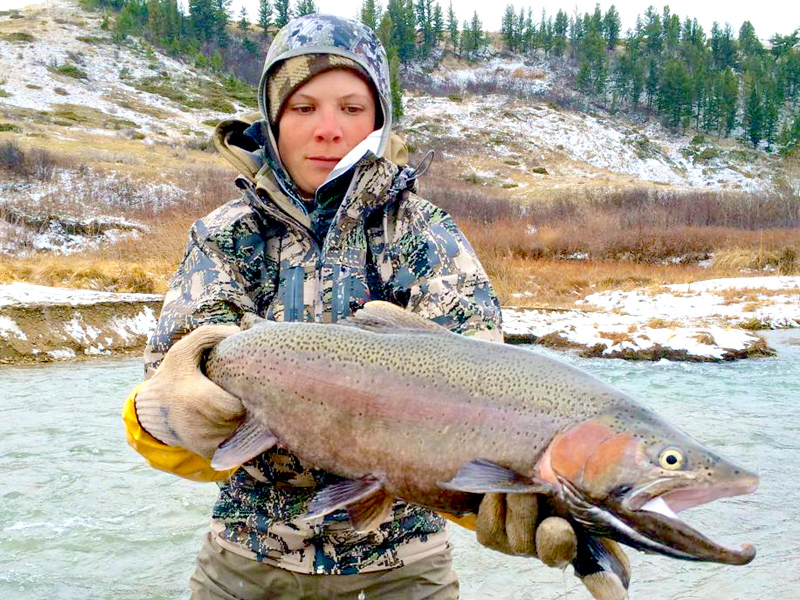 Four-Season Fishing
