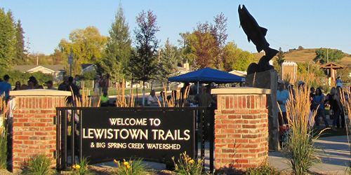 Lewistown Trails