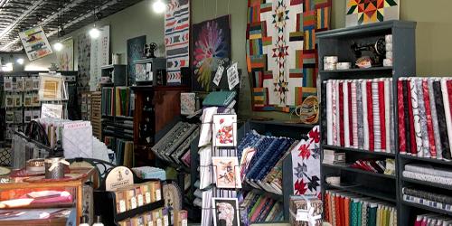 Lewistown's Sew Pieceful
